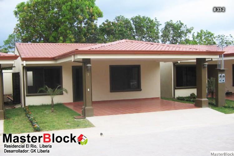 Masterblock proyectos for Modelo de fachadas de viviendas